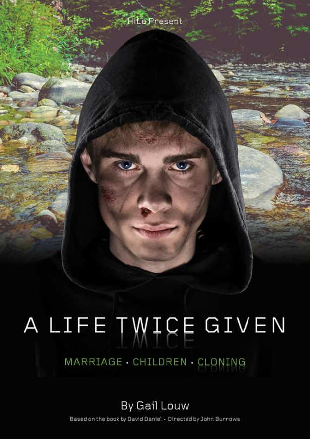 A Life Twice Given - Poster